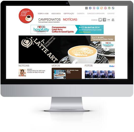 ACBB Associação Brasileira de Café e Barista