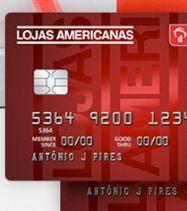 Cartão Lojas Americanas
