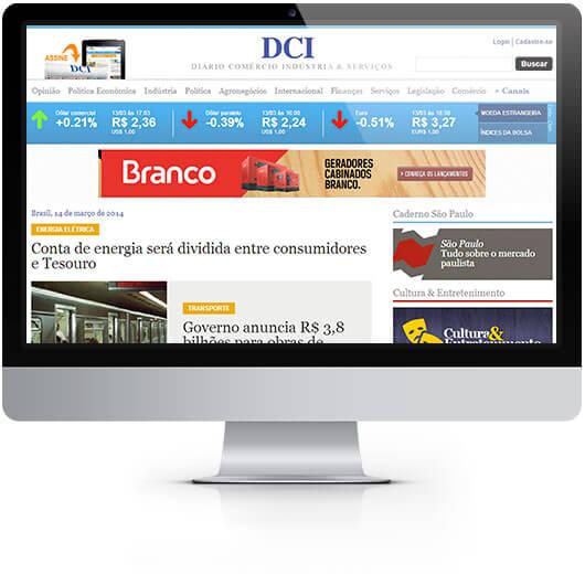 DCI Diário Comércio Indústria & Serviços