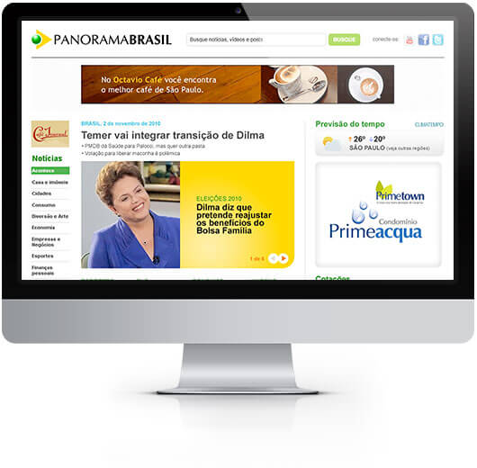 Panorama Brasil