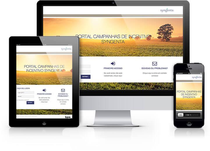 Syngenta Portal de Incentivo