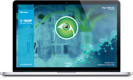 BASF Convite Top Ciência 2015