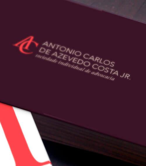 Antonio Carlos de A. C. Jr. Sociedade Individual de Advocacia